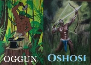 Oggun y Oshosi